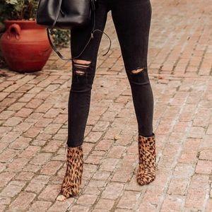 Time & Tru • Leopard Booties